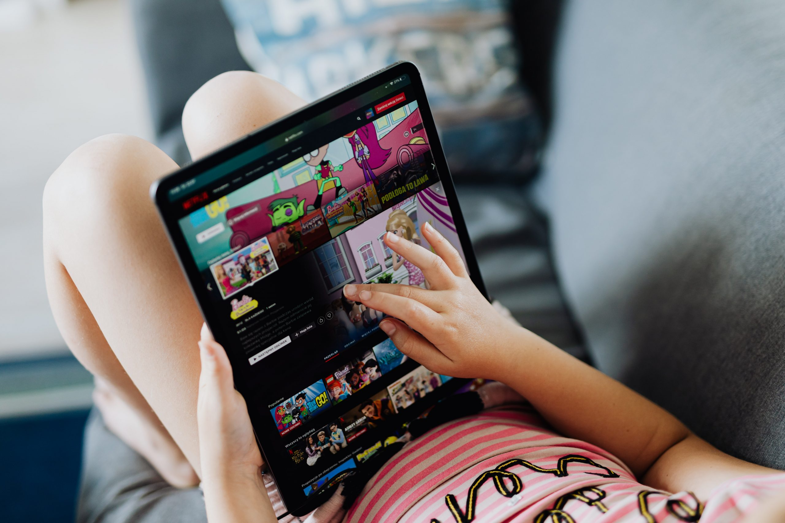 Children's Content Overload: Enjoying the benefits, managing the problems